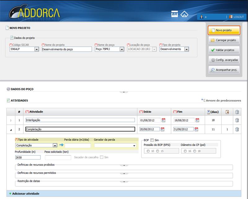 ADDOrca <span>2011-2012</span>